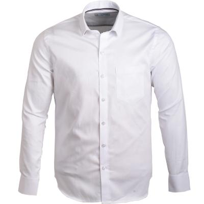 Solid Slim Formal Cotton Shirt_S34223