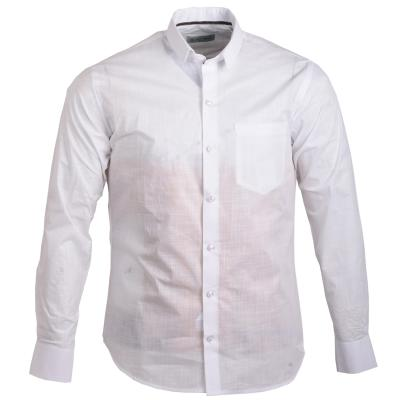 Solid Slim Formal Cotton Shirt_S19722